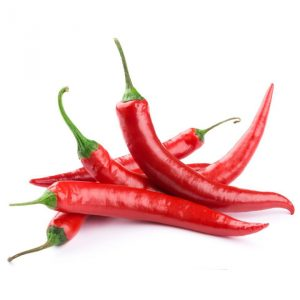 Red Long Chili Fresh Food Supply Cambodia